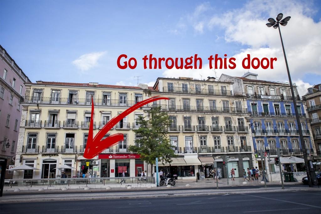 Hostel Lisbon Center